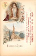 65-LOURDES-N°432-F/0365 - Lourdes