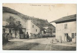 74 Haute Savoie Praz Sur Arly Intérieur Du Village , Postes - France