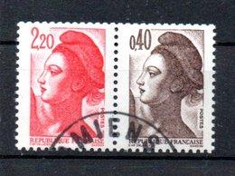 B273 France N° 2179a Oblitéré - Oblitérés