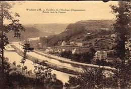 Belgique - WAULSORT-s/M - Pavillon De L'Horloge - Route Vers La France - - Non Classés
