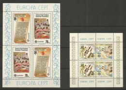 CYPRUS - TURKEY - MNH - Europa-CEPT - Art - 1982 - Europa-CEPT