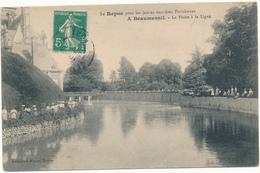 BEAUMESNIL - Le Repos Pour Les Jeunes Parisiennes, Pêche à La Ligne - Beaumesnil