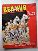 RADIO TELEVISION LUXEMBOURG - Ben-Hur Vivant - 1962 - Film/ Televisie