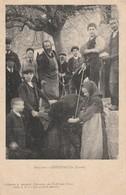 20  HAUTE CORSE GHISONACCIA       LE BOUCHER   CACHET 1912  TRES BON ETAT - France