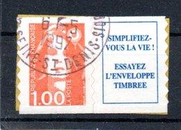 B110 France N° 3009a Oblitéré - Oblitérés