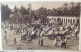 Libia.....TRIPOLITANIA.....Mercato Market Di Suc El Giuma...ca. 1910/1930? - Libyen