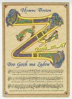 {61584} Hymne National Des Bretons , Bro Gozh Ma Zadou - Non Classificati