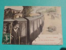 J'arrive à Vesoul Et Vous Envoie Le Bonjour  Haute Saône Franche Comté - Altri Comuni