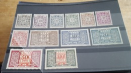LOT 487636 TIMBRE DE MONACO NEUF** LUXE N°29 A 39 VALEUR 81 EUROS - Collections, Lots & Séries