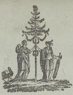 Héraldique Thann An 7 - 26.12.1798 Le Commissaire - Documents Historiques