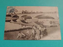 Le Pont Autet Sur La Saône Haute Saône Franche Comté - Altri Comuni