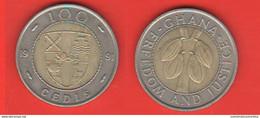 100 Cedis Ghana 1991 - Ghana