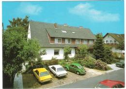 Autos Voitures Automobiles Cars - HOLZMINDEN - Audi 80 (x2) - Volkswagen VW Coccinelle Käfer Beetle - Daf Daffodil - Turismo