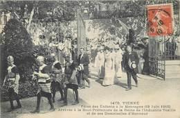 VIENNE-fête Des Enfants à La Montagne(19 Juin 1910) - Vienne