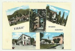 VIGGIU' - VEDUTE  - VIAGGIATA   FG - Varese