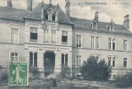 Villers-Bocage  Ecole De Filles - France