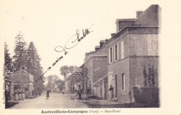 27 AMFREVILLE LA CAMPAGNE / BOSC-HAREL - Autres Communes