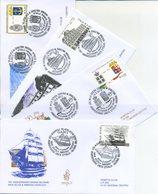 ITALIA - FDC  VENETIA  2011 - MARINA MILITARE ITALIANA - AMERIGO VESPUCCI - F.D.C.