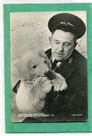 "ROYAUME  -  UNI  ,  "" SEBASTIEN   "" Polar  Bear  Cub  .Born At BRISTOL  Zoo  3 Rd Décember  1958   .cpsm  10,5 X 15  . - Bristol"