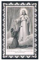 Dp. Moureau Maria. Echgt. Wauters Carolus. ° Diest 1841 † Antwerpen 1878 (2 Scan's) - Religion &  Esoterik