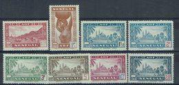 Sénégal - N° 179/186  - XX - X - - Nuovi