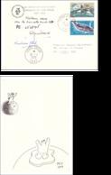 TAAF LETTRE 15/01/1970 TERRE ADELIE N°22 ET N°30 - Tierras Australes Y Antárticas Francesas (TAAF)