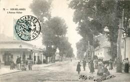 Algérie - Sidi Bel Abbès - Avenue Kléber - Sidi-bel-Abbès