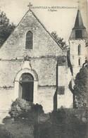 Barneville La Bertrand  Eglise - France