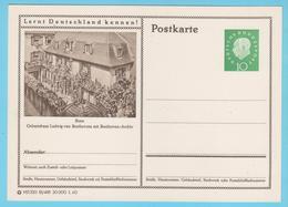 """J.M. 33 - """"Lernt Deutschland Kennen - N° 29 - Série 915320 1/60  81/488 - Bonn Geburtshaus L. V. Beethoven - Allemagne"""
