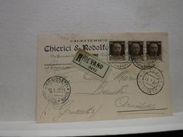 VIGEVANO -- PAVIA  ---  CALZATURIFICIO  CHIERICI & RODOLFO - Vigevano