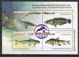TAJAKISTAN Nº AÑO 2003 - Fische