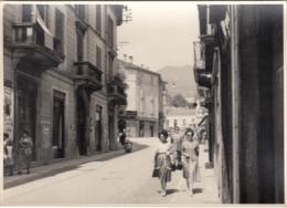 Original Foto - LECCO - Ortsansicht - Juli 1955 - Lecco