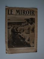 WW1 Le Miroir,No 284 Mai1919,aviateur Jules Védrines,naufrage Du Sous-marin U-118 ,canal De Panama, - Journaux - Quotidiens