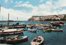 AK - Italien - Sistiana - Der Hafen - 1960iger - Trieste