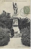 44 ( Loire Atlantique ) - LA BERNERIE - Statue De Sainte Anne - La Bernerie-en-Retz