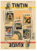 2016 - Het Weekblad Kuifje - Le Journal Tintin. - Philabédés (comics)