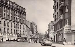 Paris 13 ème (75) Rue Nationale Rare Pharmacie  Voitures Frégate Tub Citroen - Arrondissement: 13