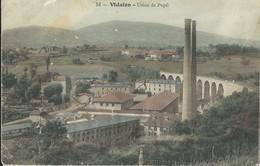 Vidalon   Usine De Pupil - Frankreich