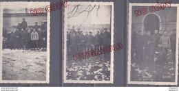Au Plus Rapide Drôle De Guerre Nos Militaires à Corgoloin Côte D'Or Déc 1939 Et Janv 1940 Beau Format Très Bon état - 1939-45