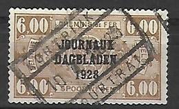 Dagblad Journaux 1928 OCB Nr JO13    Centrale Stempel Kortrijk Courtrai - Newspaper