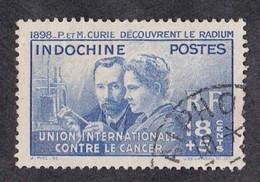 Indochine 1938  P Et M CURIE  N°  202 Valeur 17.00 Euros - Gebraucht