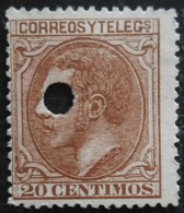 Timbre Télégraphe N° 203T Neuf Sans Gomme - Telegrafi