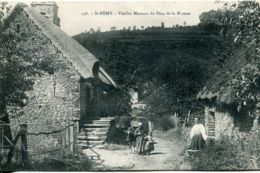 N°2082 T -cpa Saint Rémy Sur Orne -vieilles Maisons Du Pont De La Mousse- - France