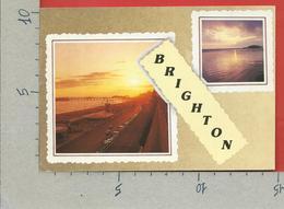 CARTOLINA VG REGNO UNITO - BRIGHTON - Palace Pier - Vedutine Multivue - 10 X 15 - 1991 - Brighton