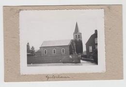 Gutschoven   Heers    FOTO Van De Kerk En Omgeving - Heers