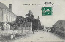 CHARETTE Rue De L' Eglise - France
