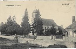 CHARETTE Eglise - France