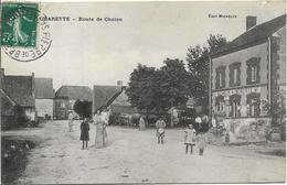 CHARETTE Route De Chalon Sur Saône - France