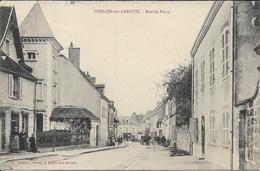 TOULON SUR ARROUX Rue De Paray Le Monial - Autres Communes