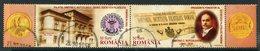 ROMANIA 2005 Butculescu Anniversary Used.  Michel 5996-97 - 1948-.... Repúblicas